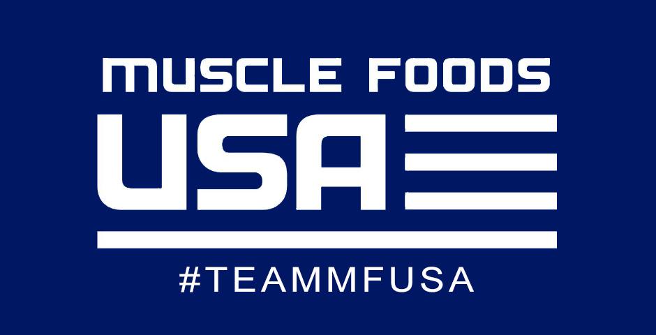 muscle foods usa team logo