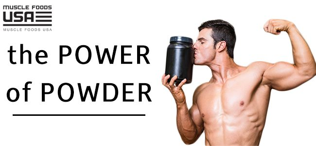 The Power of Powder