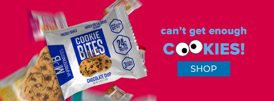 MPB Cookie Bites