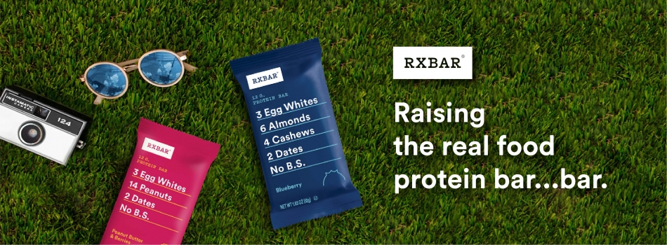 RX Bar Muscle Foods