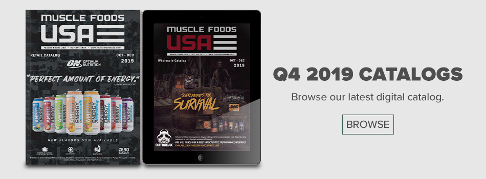 Muscle Foods Catalog
